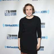 "NEW YORK, NY - JANUARY 31:  Lena Dunham attends SiriusXM's ""Howard Stern Birthday Bash"" at Hammerstein Ballroom on January 31, 2014 in New York City.  (Photo by Rob Kim/Getty Images)"