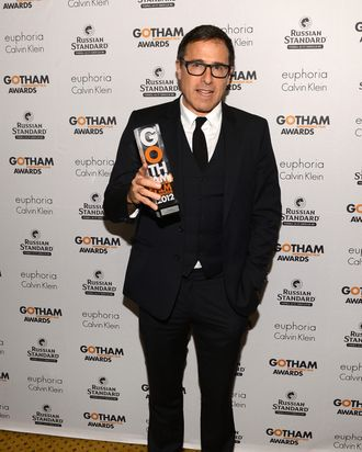 David O. Russell attends the IFP's 22nd Annual Gotham Independent Film Awards at Cipriani Wall Street on November 26, 2012 in New York City.