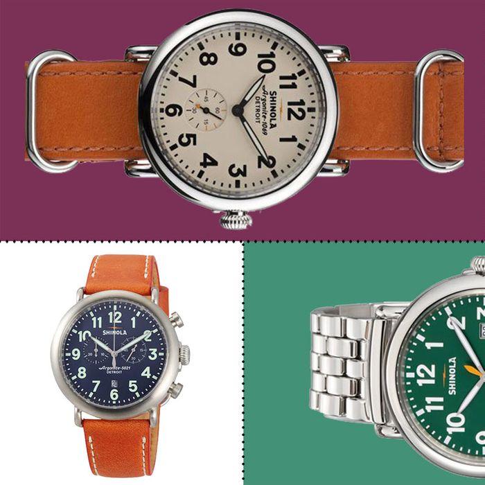 Shinola Watches on Sale