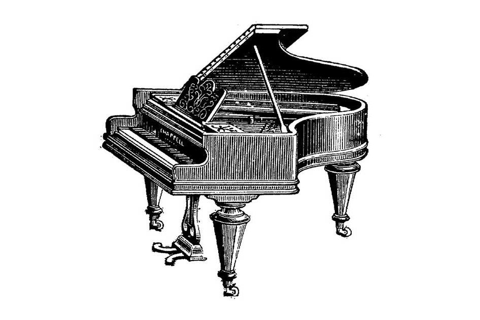 Piano Lessons for Adults - 1 Hour