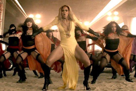 Beyoncé's New Video Lookbook: All Her 'Run the World ...