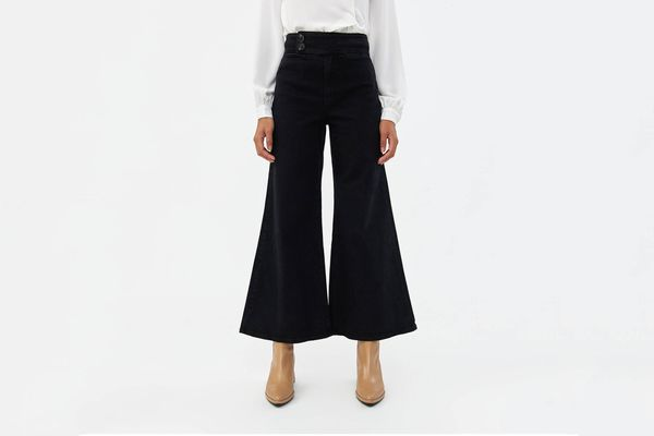Farrow Brigette Cropped Flare Pant