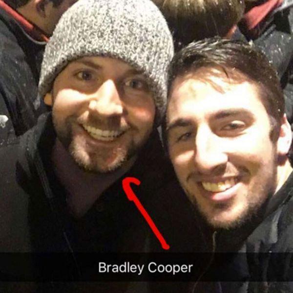 Canal Street Bradley Cooper.