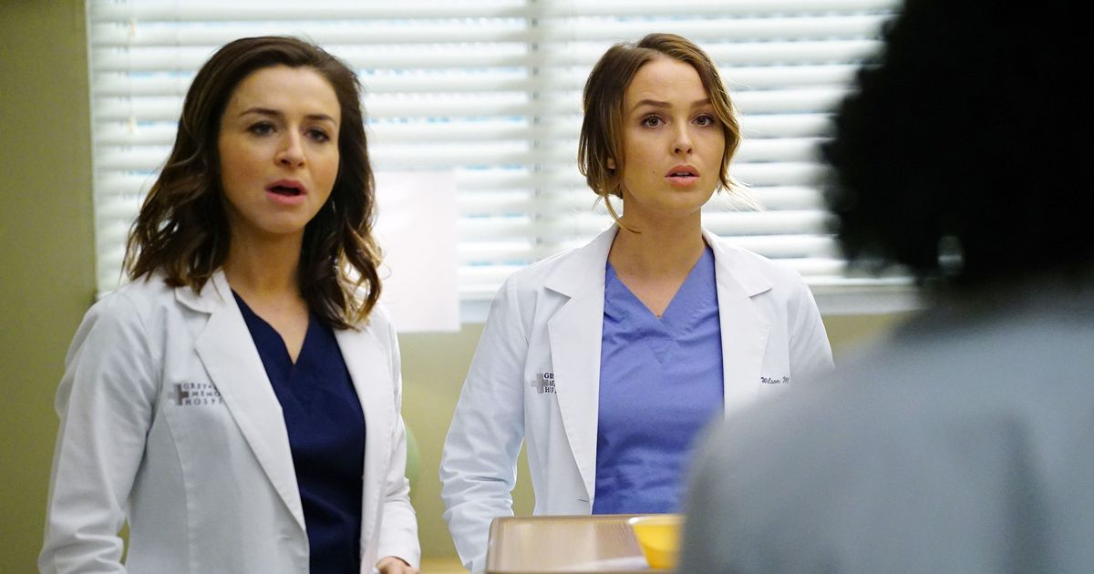 Grey's Anatomy Recap: Relationship Status