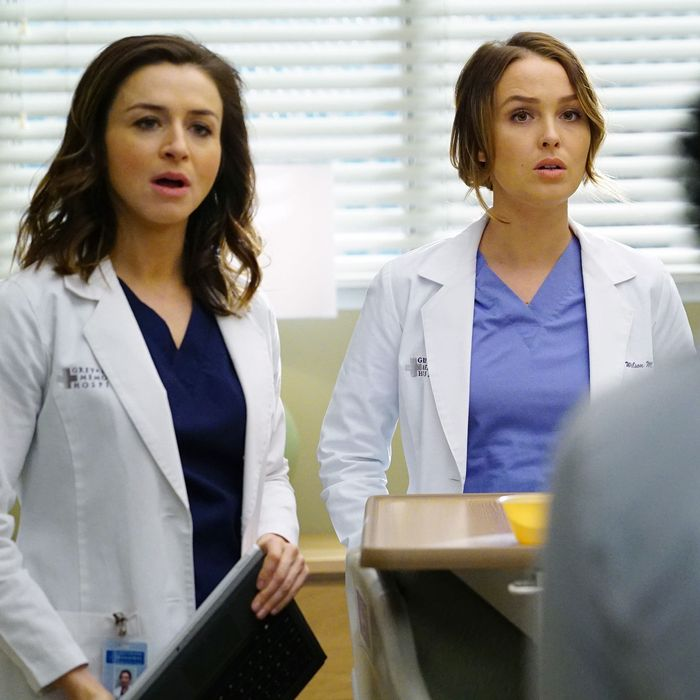 CATERINA SCORSONE, CAMILLA LUDDINGTON