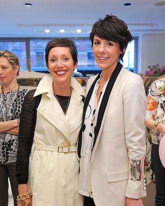 Kirna Zabête owners Beth Buccini and Sarah Easley.