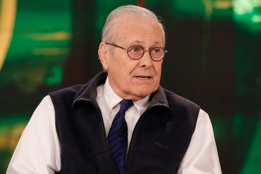 How Donald Rumsfeld Became An App Developer Nymag