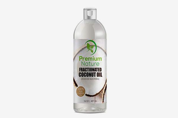Premium Nature Fractionated Coconut Oil