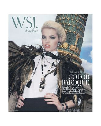Daphne Groeneveld for <em>WSJ</em>. magazine.