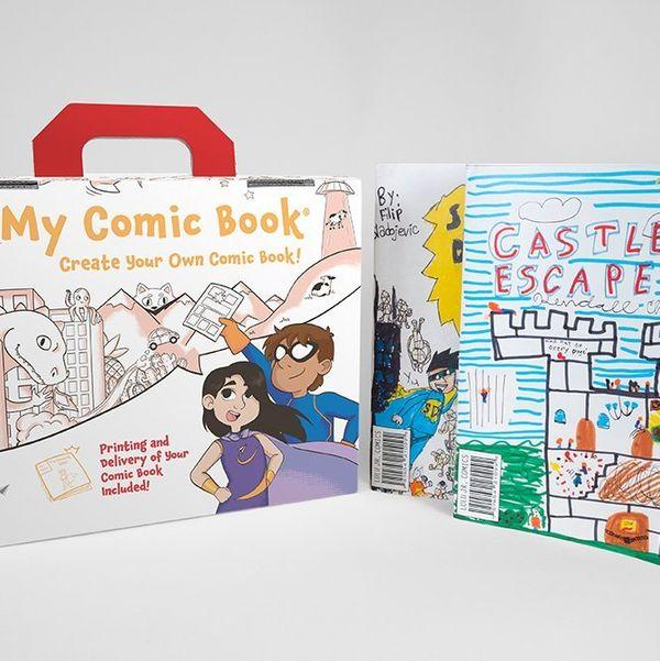 Lulu Jr. My Comic Book Kit