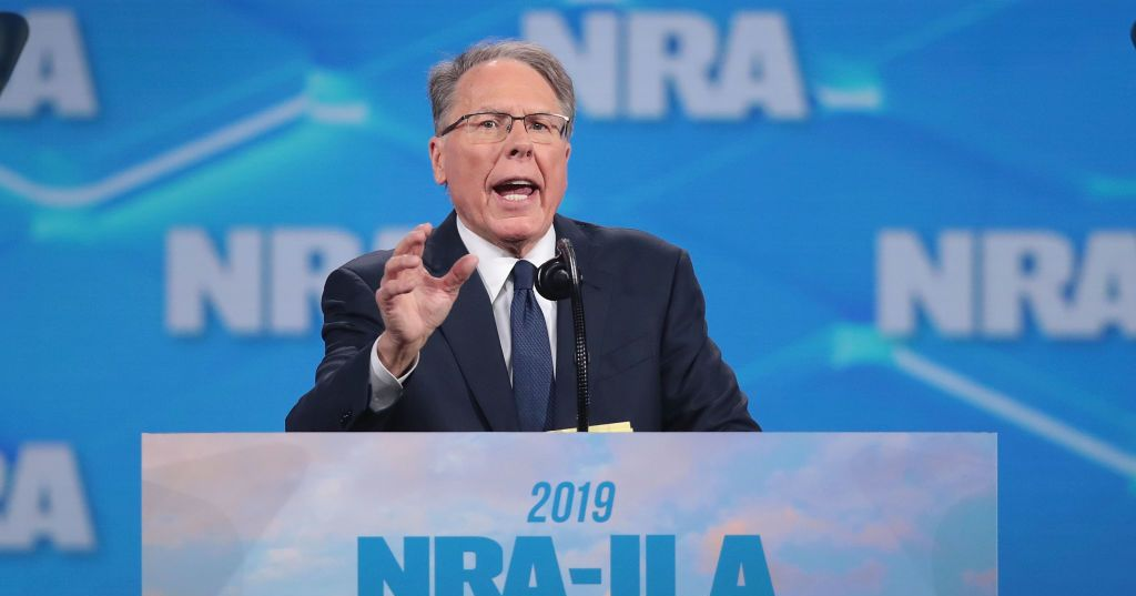 NRA's Tax Exempt Status — AKA Its Existence — Is in Trouble