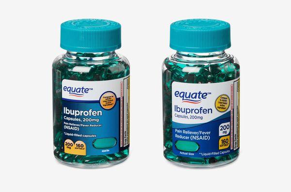 Equate Ibuprofen Capsules