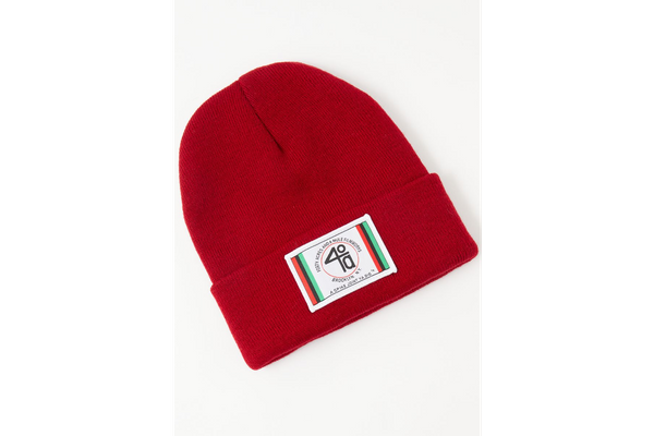 Rue 21 Do The Right Thing Red Beanie