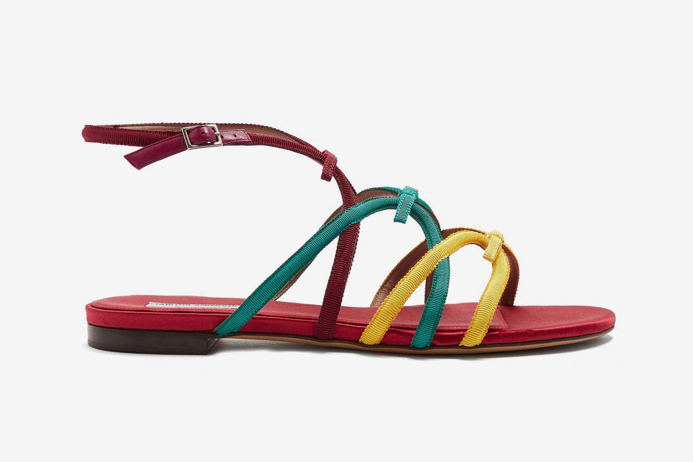 Tabitha Simmons Minna flat sandals