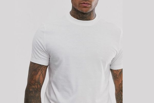 ASOS Design 2 Pack Organic T-Shirt