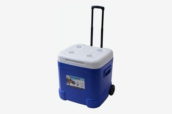 Igloo Ice Cube Roller Cooler (60-Quart)