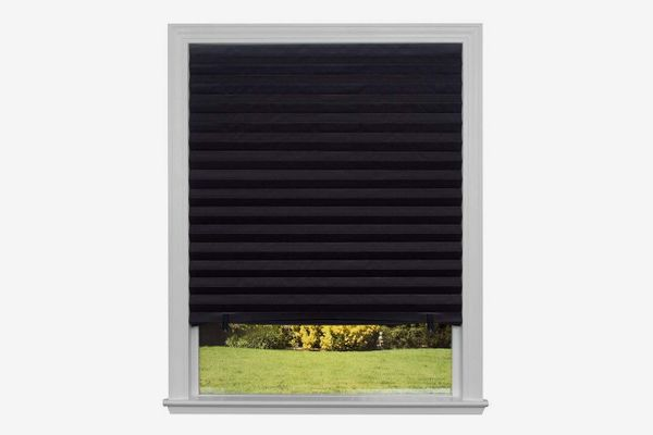 Original Blackout Pleated Paper Shade Black