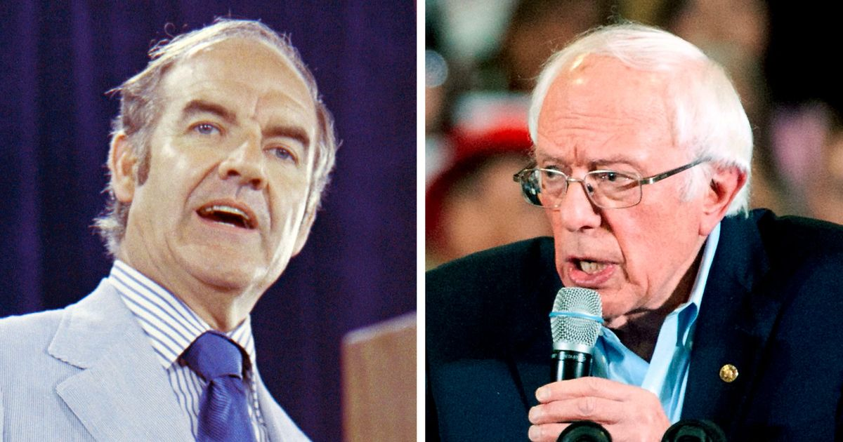 Why Bernie Is Not George McGovern and 2020 Isn't 1972