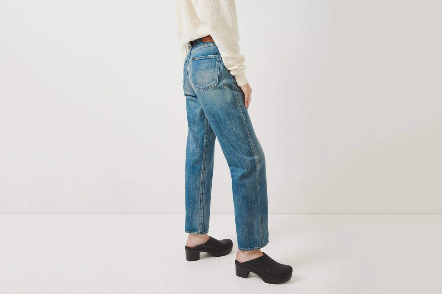 Chimala Selvedge Denim Straight Cut Jean