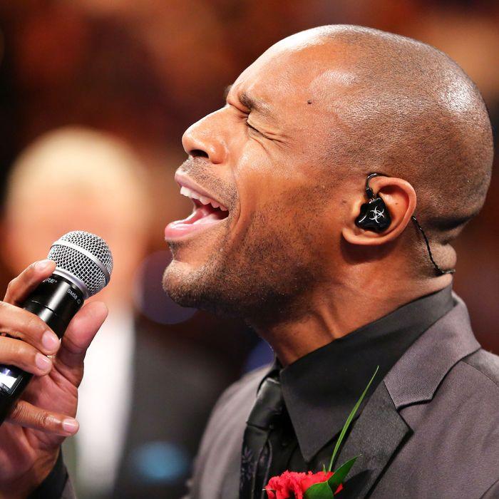 How a Veteran R&B Singer Made the Biggest Hit of His Career
