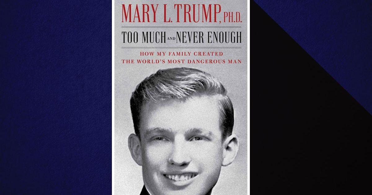 mary trump book - photo #11