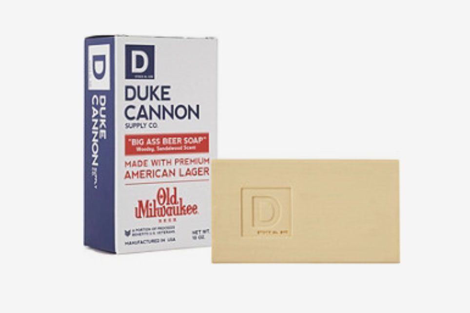 Duke Cannon Supply Co. Big Ass Beer Soap