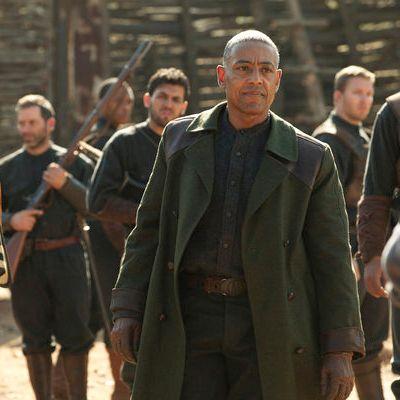 REVOLUTION - Giancarlo Esposito as Lt. Neville