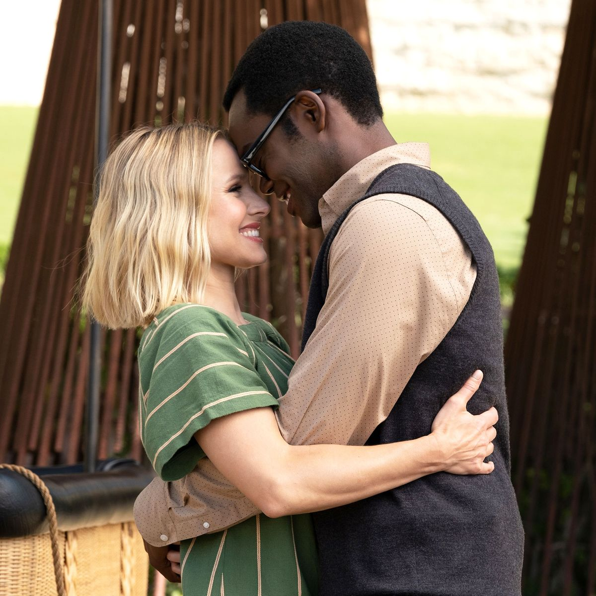 The Good Place Doesn T Need A Love Story