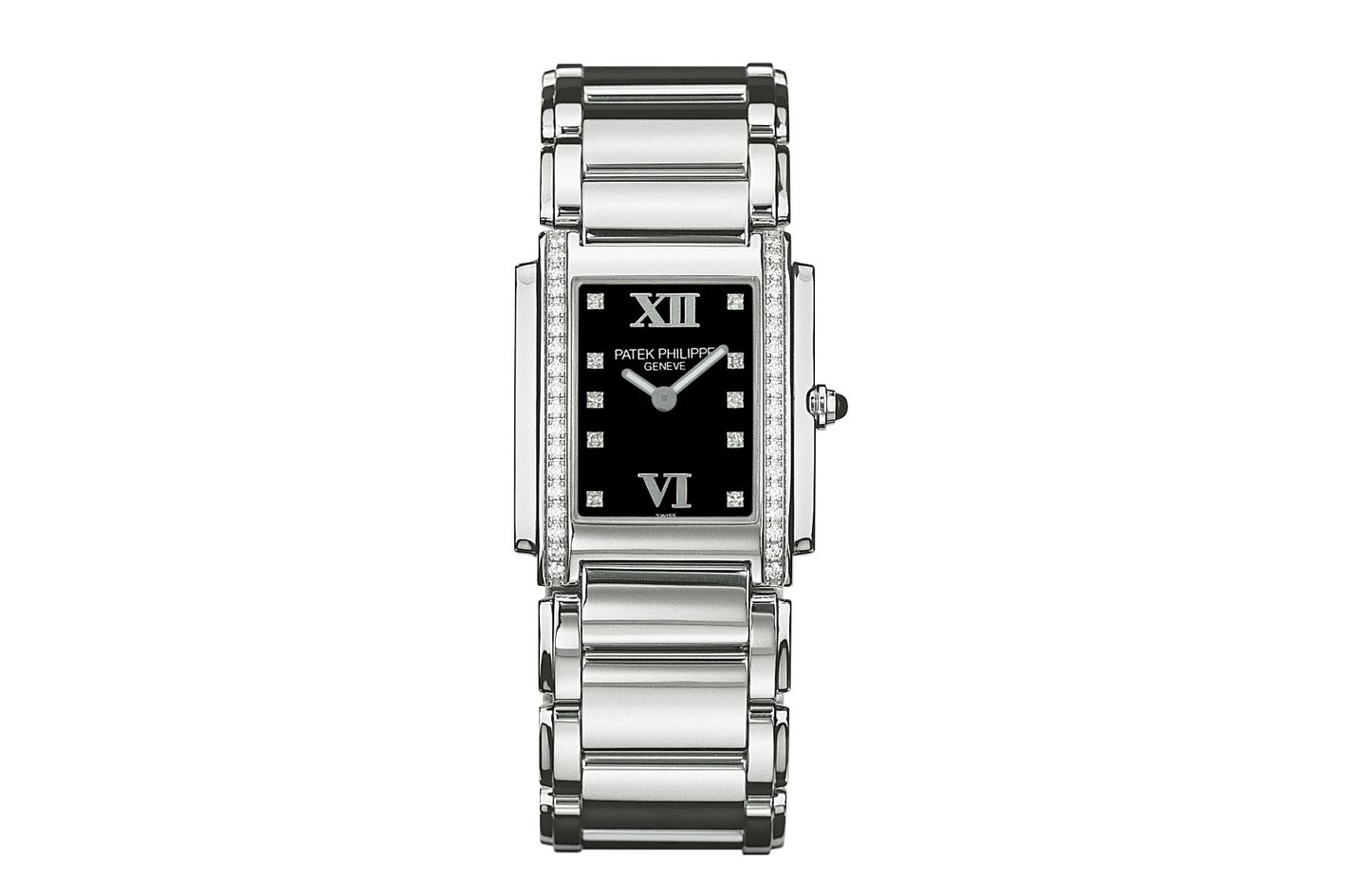 Patek Philippe Ladies Twenty ~4 Stainless Steel Watch
