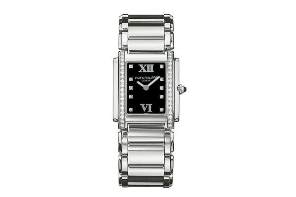 Patek Philippe Ladies Twenty ~4 Stainless Steel Watch