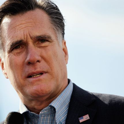 Welcome to Mitt Romney's nightmare