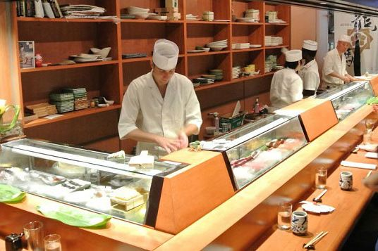 A Celebrated Sushi Chef Is Taking a Stand Against the Health Department