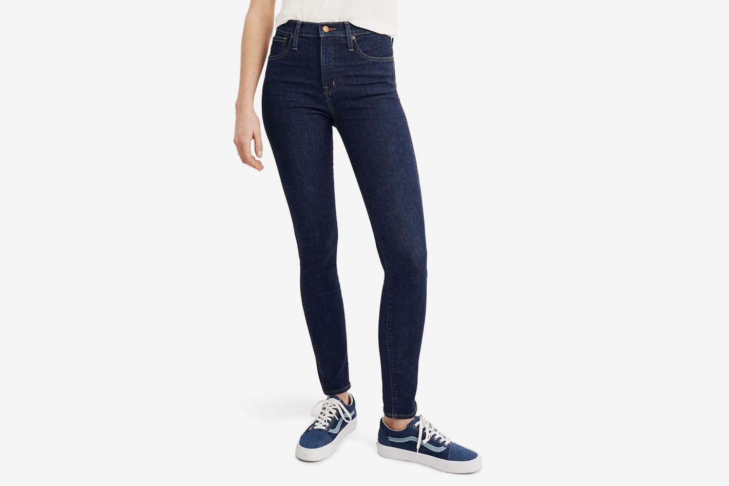 Madewell 10-Inch High Waist Skinny Jeans