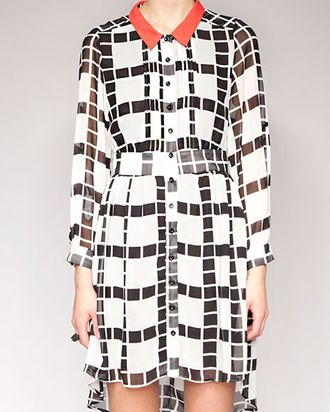214835301172 Checkered mod pieces popped up on many runways for spring