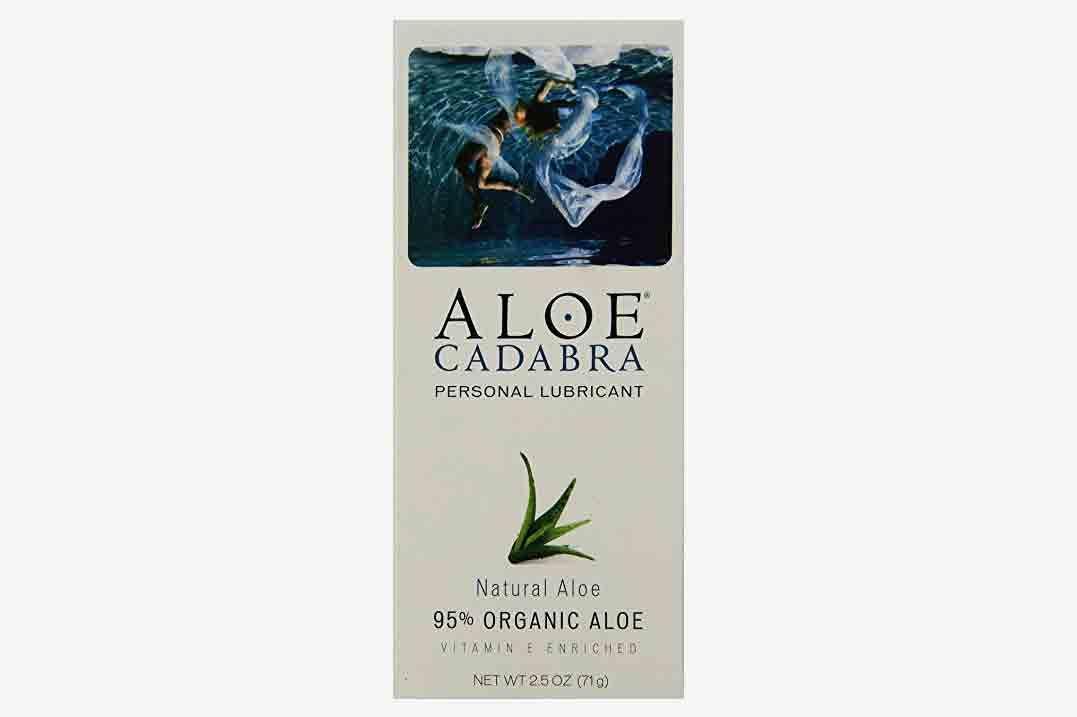 Aloe Cadabra Organic Lubricant, Natural