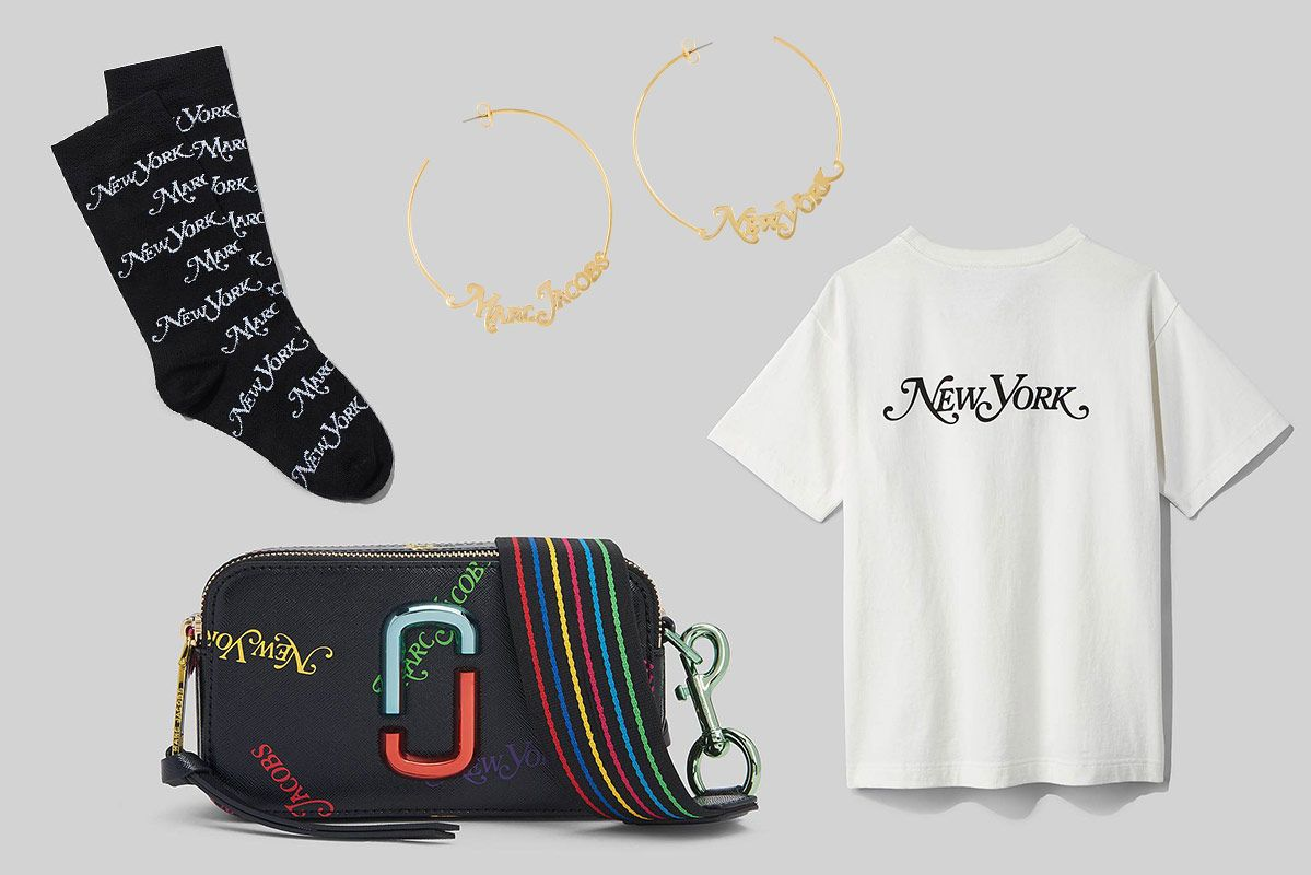 New York Magazine Collaborates With The Marc Jacobs on a New Collection