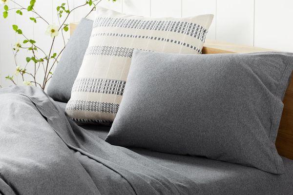 Coyuchi Organic Jersey Sheets