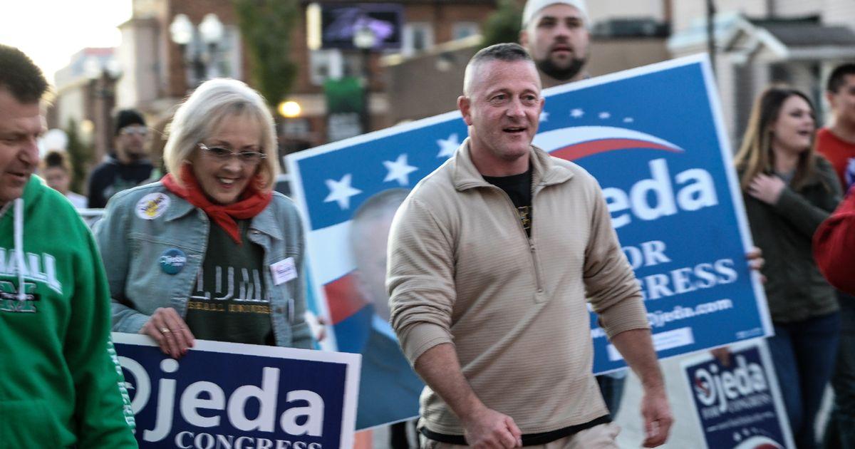 West Virginia Democrat Richard Ojeda Is Running for President