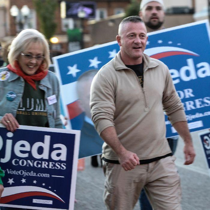 West Virginia Dem Richard Ojeda Is Running for President