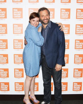 2015 Film Society Of Lincoln Center Summer Talks With Judd Apatow