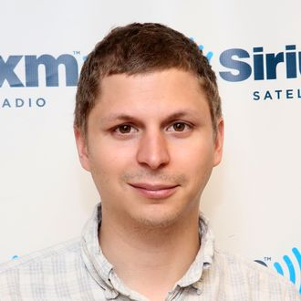 NEW YORK, NY - JULY 10: Actor Michael Cera visits the SiriusXM Studios on July 10, 2013 in New York City. (Photo by Astrid Stawiarz/Getty Images)
