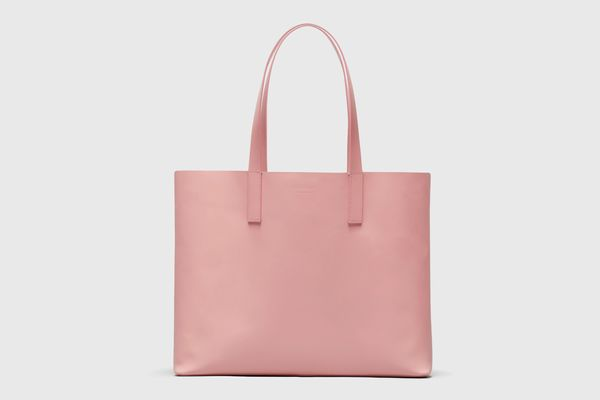 Everlane The Day Market Tote in Rose
