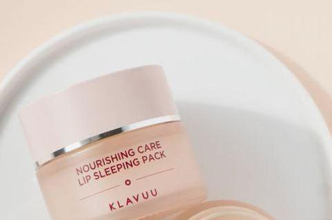 Klavuu Nourishing Care Lip Sleeping Pack