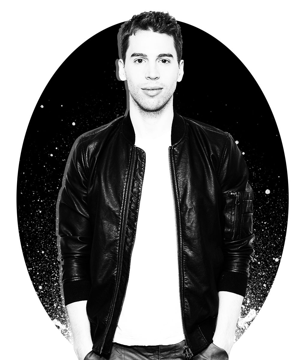 Jordan Gavaris On Why He Waited to Come Out