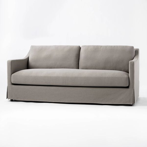Threshold designed with Studio McGee Vivian Park Upholstered Sofa (Taupe)
