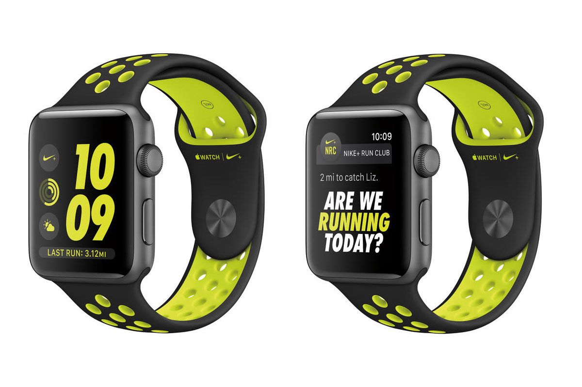 new nike apple watch will harass you into running. Black Bedroom Furniture Sets. Home Design Ideas