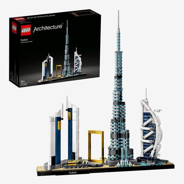 LEGO 21052 Architecture Dubai Model