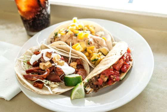 Calexico's tacos.