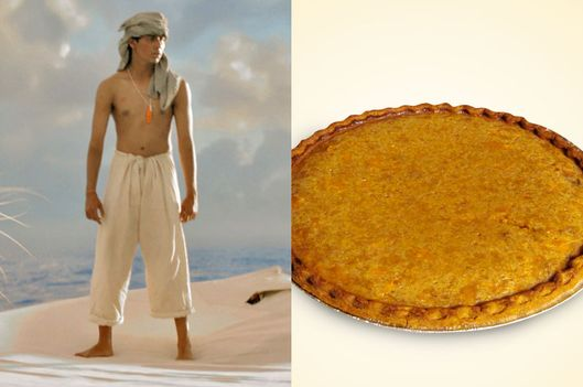 Life of pi vs life of a pie vulture for Life of pi characterization