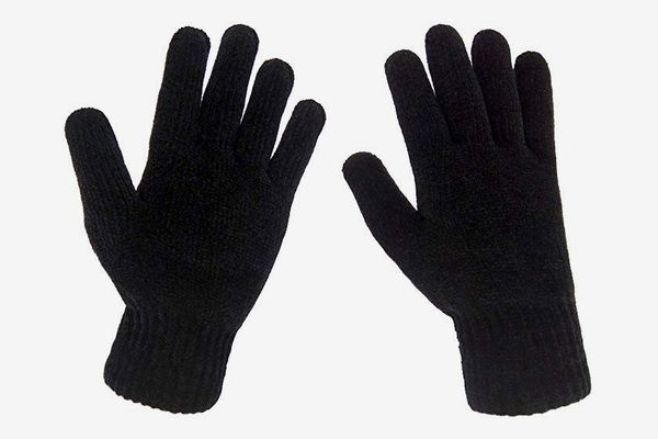 Men Male Warm Fleece Lined Thermal Knitted Gloves Touchscreen Winter Outdoor lot